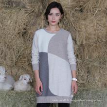 Chandail de cachemire tricoté
