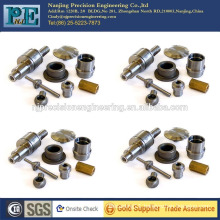 Various high quality cnc metal spare part for auto
