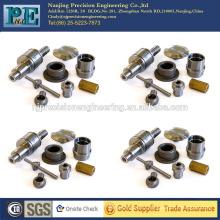 Различные высококачественные запасные части из металла cnc для автомобилей