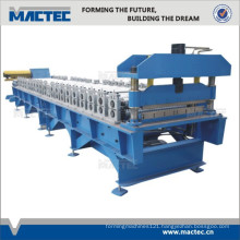 Most Popular Double Layer PPGL Corrugated Roof Sheet Roll Forming Machine