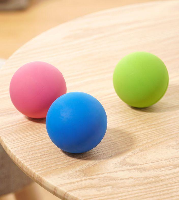 Rubber Ball Lacrosse