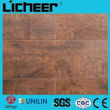 Germany technique HDF laminate wood Flooring/AC3 laminate floor/silk