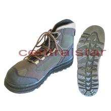 Zapatos de seguridad para hombre de moda (HS010)