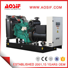 Diesel generator with small diesel engine water cooled