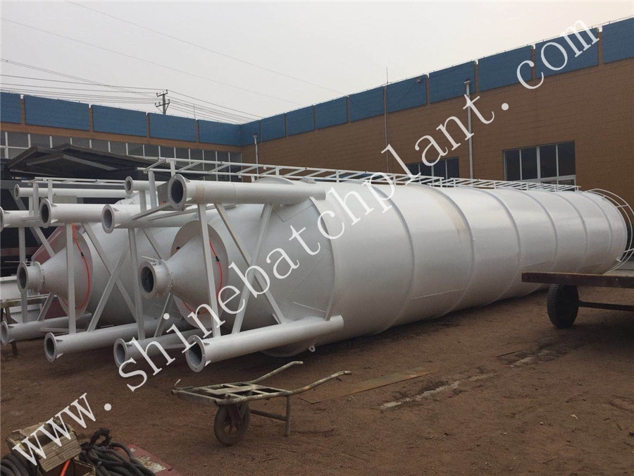 Mobile Plant Air Compressor