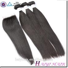 Virgin cheveux malaisiens Qingdao usine pas cher fabricant en gros cheveux