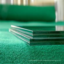 Clear Laminated Glass/Bathroom Glass, Decorative/Window Glass