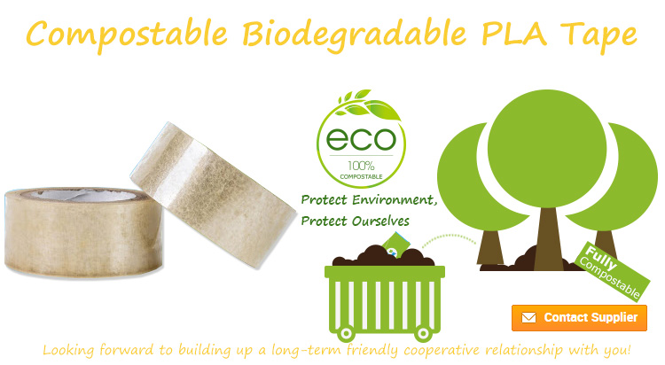 compostable tape