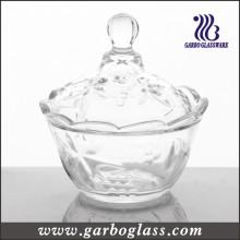 Pot de verre transparent (GB1821TZ)