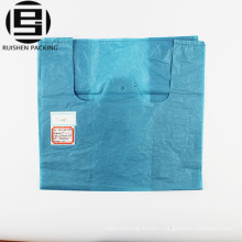 Recycle cheap t-shirt plastic bag china supplier