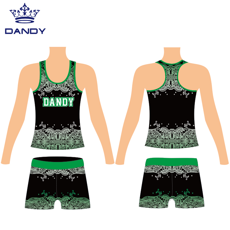 cheer dance uniform