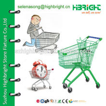 60L Shopping Trolley for supermarket