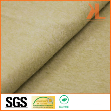 Polyester Inherently Fire Retardant Fireproof Light Green Woven Black-out Fabric