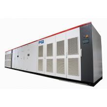 Motores eléctricos de alto voltaje 6600V