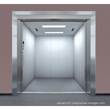 Freight Elevator Goods Lift Cargo Elevator with Large Space