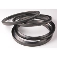 High Temperature Cylinder V Rubber Seal Gasket