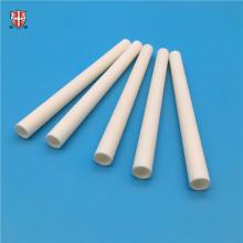 Экструзионное спекание 95% 99% глиноземных керамических труб