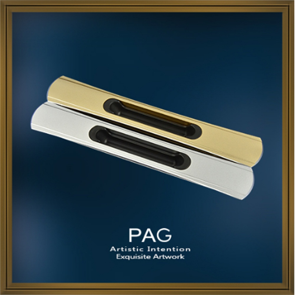 High Quality Zinc Alloy Flush Pull Handles for Sliding System