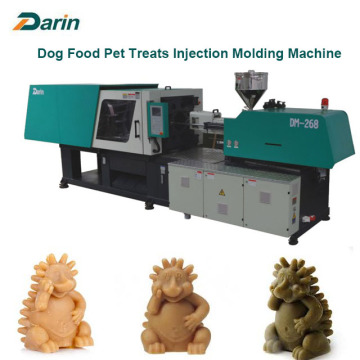 Chien traite l'injection formant la machine