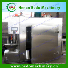 2015 China factory supply Full automatic meat smoking equipment with CE 008613253417552
