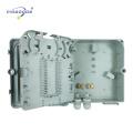 FTTH012A 12 noyaux capacité mural fibre optique panneau de support de panneau de brassage