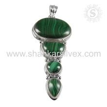 Joyería de plata de la joyería de la piedra preciosa de la joyería semi preciosa