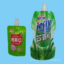 Saco de embalagem de geléia de suco de aloe