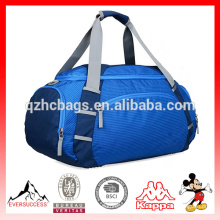 Tote de Duffel do curso do Water Resistant Carry on Luggage Weekender Bag
