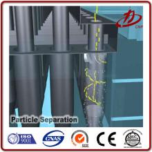Colector de pó do separador do ciclone pré-filtro