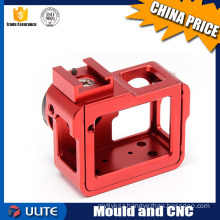 Precision Milling Aluminum Manufacturing Assembly EBox Stand Shelf