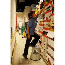 Mtal Footstool Step Stool for Factory Ladder Stools