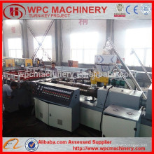 WPC Furniture board making machine / Wood Plastic WPC board making machine