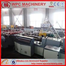 WPC мебельная машина для изготовления доски / деревянная пластиковая машина для производства WPC