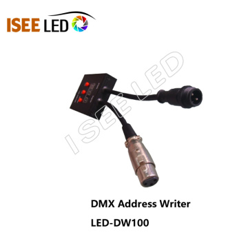 DMX LED Address Writer pour Lumières Led DMX512