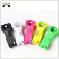 31,8 mm haste longa colorida para Fixie Bikes
