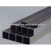 Q195 - Q345 Geschweißte rechteckige Stahlrohr / quadratische Stahlrohr