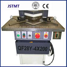 Máquina de corte hidráulica do ângulo (QF28Y-4X200 QF28Y-6X200)
