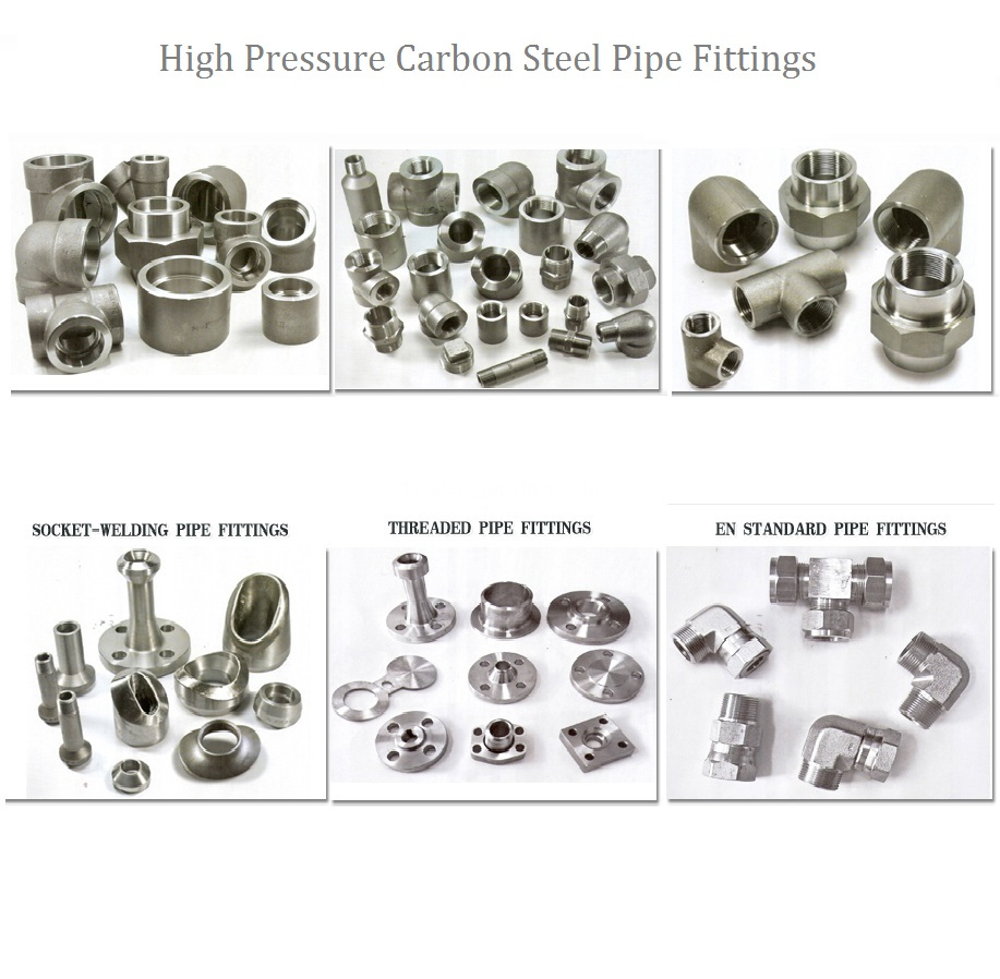 High Pressure Steel Pipe Fittings