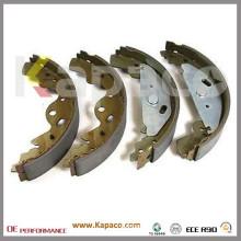 OEM K11151 Kapaco low price brake pads shoe for SATURN SC FMSI S637-1437