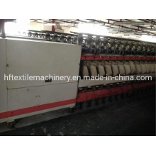 Used Wanlin Two-for One Twister for Short Fiber 144 Spindle 2011 Year Chinese Brand China Twistering