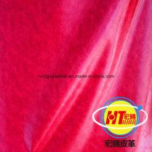 Couro artificial alto do PVC do plutônio da mobília de Quliaty da venda superior