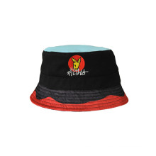 Fashion Carnival Cartoon Style Bucket Hat with Embroidery (U0024)