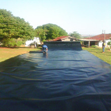 High Quality HDPE Geomembrane Black for Fish Pond
