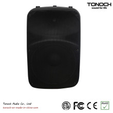 "12"" Plastic PA Speaker Sound Box with Bluetooth"