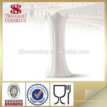 Vaso de flor de porcelana pequena única cerâmica