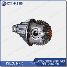 Genuine NPR Differential Assy 7:41 8-97363-100-0,8-98015-129-0