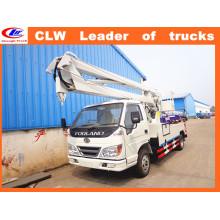 Foton 4 * 2 High Altitude Operation Trucks