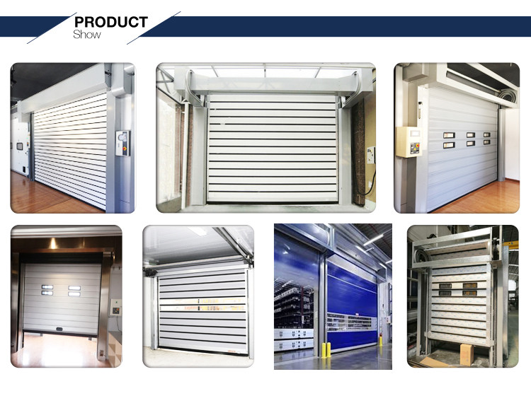 turbo fast roller shutter door