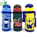 Silicone Cartoon Design Durable Sleeve Vacuum Flask Sleeve
