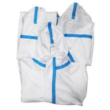 Medical Surgical Non Woven Protective Clothing with Ce